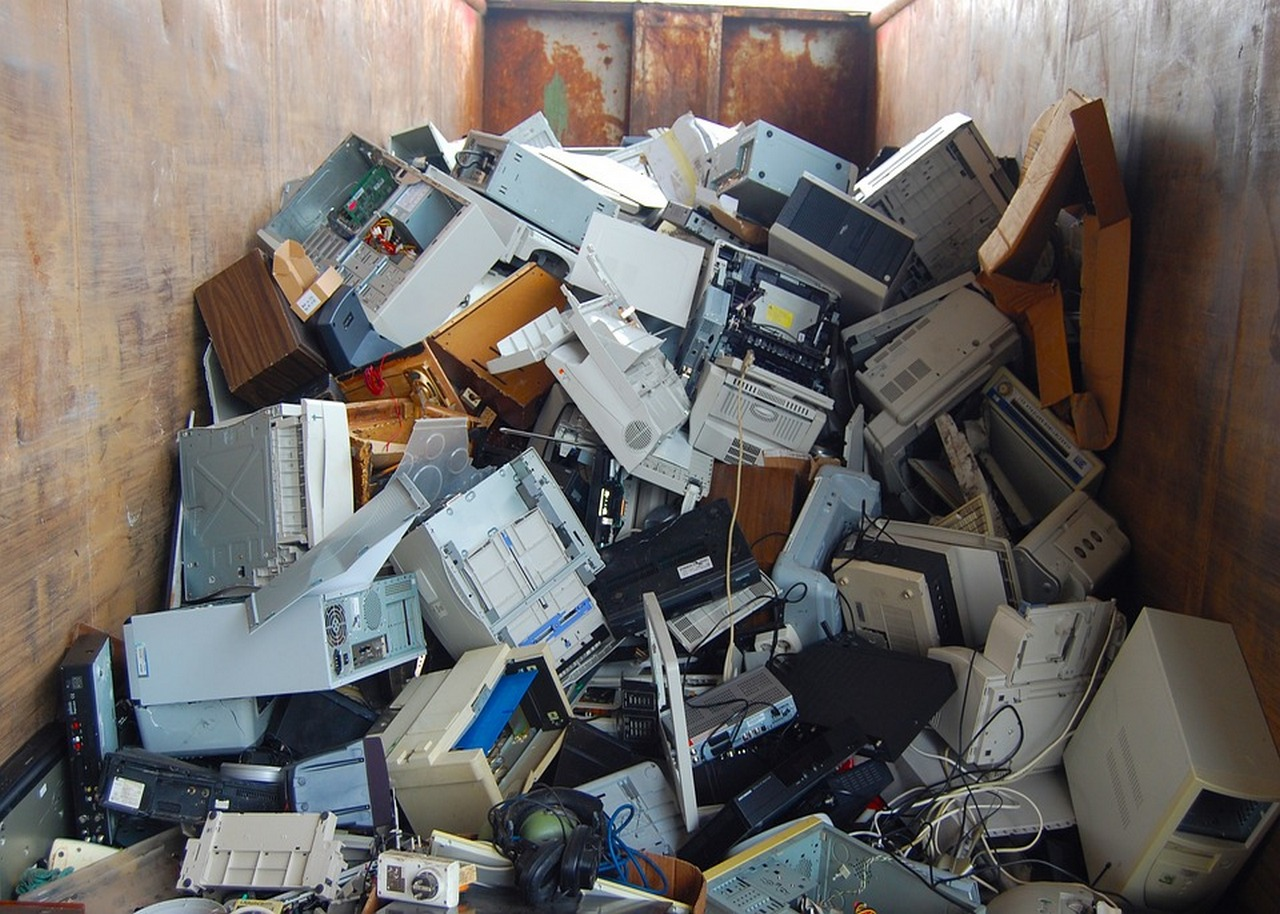 global ewaste statistic partnership website